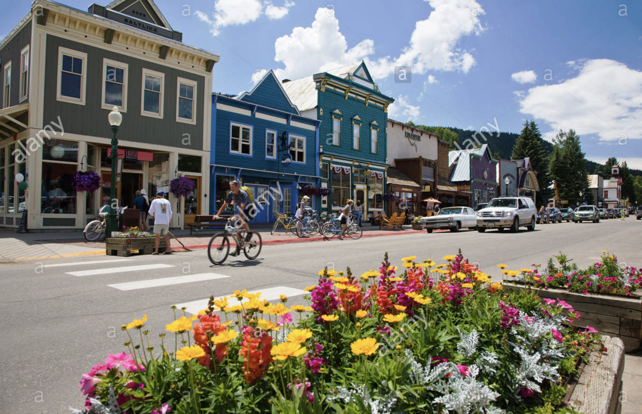 Shop Downtown Crested Butte